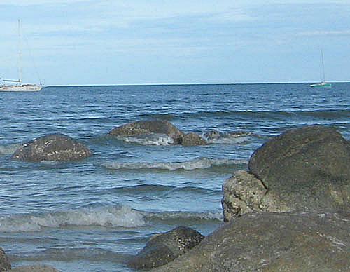 ホアヒンのビーチシリーズ