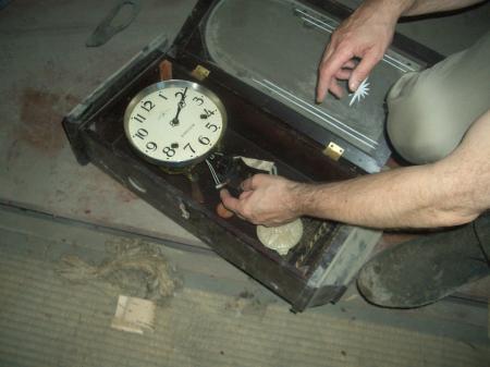 古時計 Nr.2