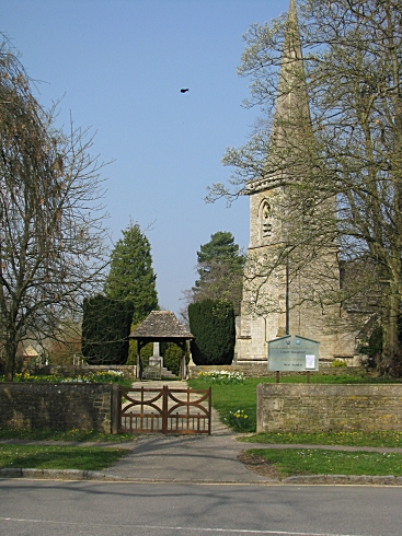 Lower Slaughter Church