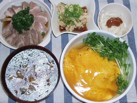 2008917の夕ご飯