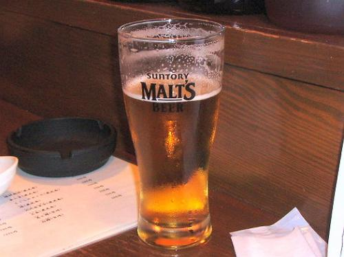2008921ビールで乾杯