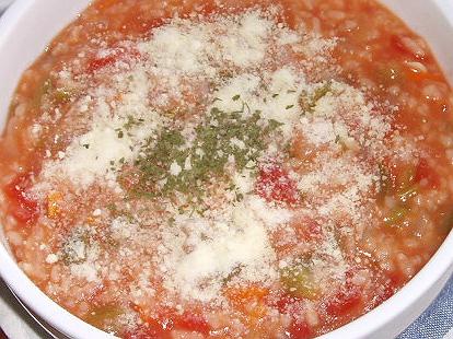 2008924トマトのリゾット