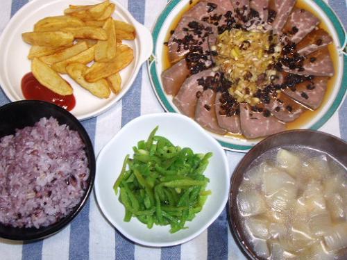 2008928夕ご飯