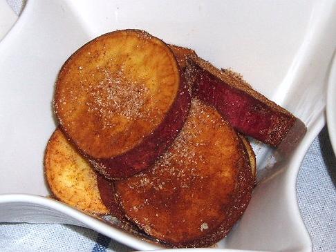 2008929サツマイモのシナモンシュガー