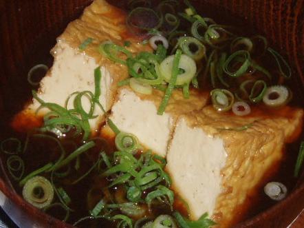 20081012厚揚げのお味噌汁