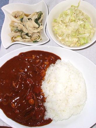 20081016夕ご飯