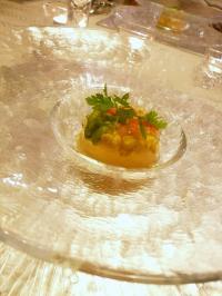 夏野菜のジュレ1