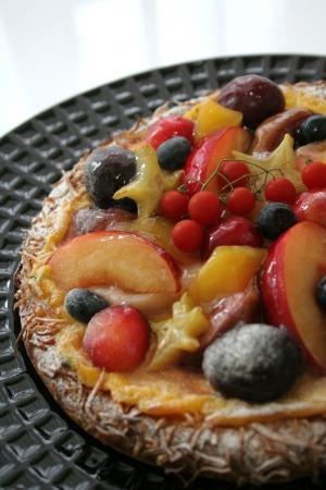 フルーツのガレット3