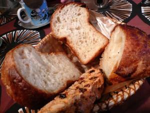 天然酵母パン3