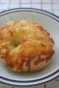 チーズベーグル2