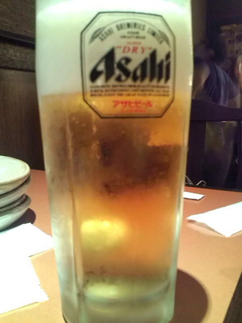 生麦酒(わたみん家)