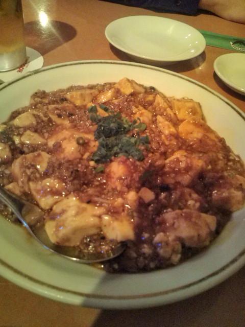 まーぼー豆腐20100211
