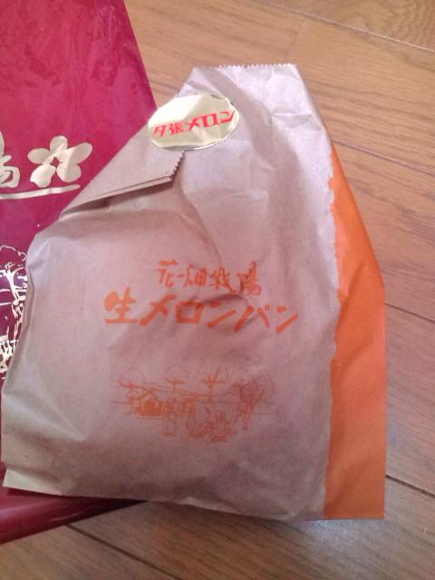 袋ですメロンパン