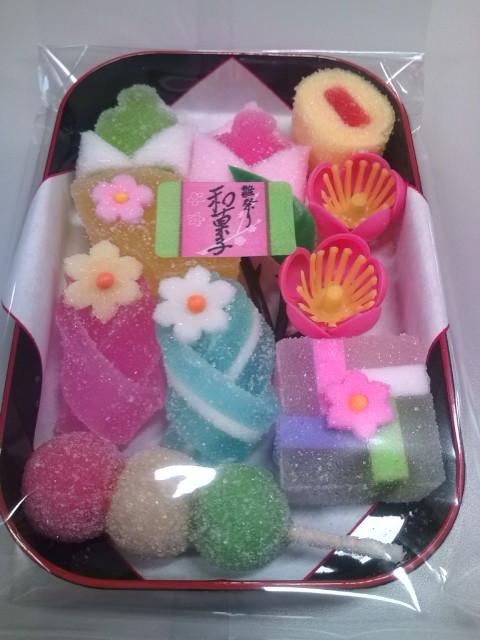 雛祭り和菓子
