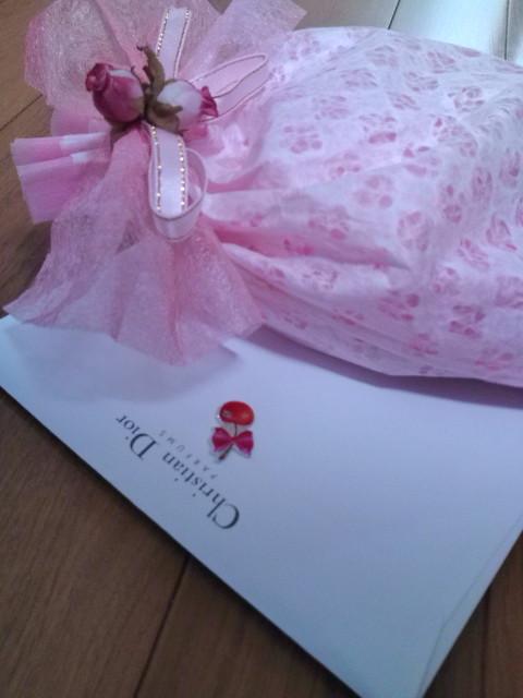 お手紙とプレゼント