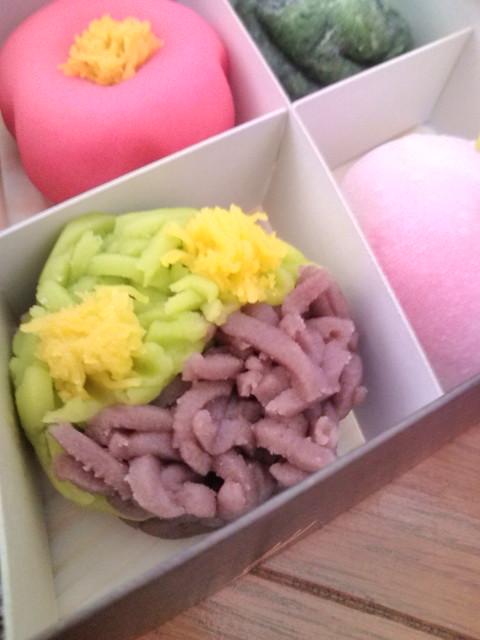 彩きれい生菓子