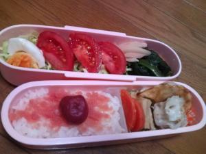 20100305お弁当