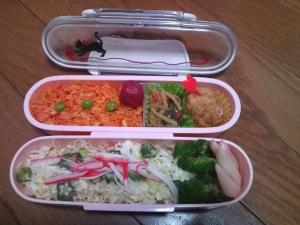 20100302お弁当