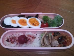 20100303お弁当