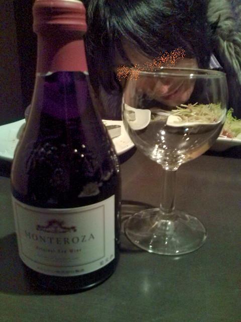 モンテローザ赤ワイン
