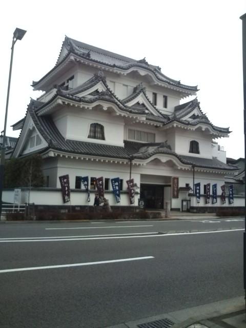 お城だ~☆??