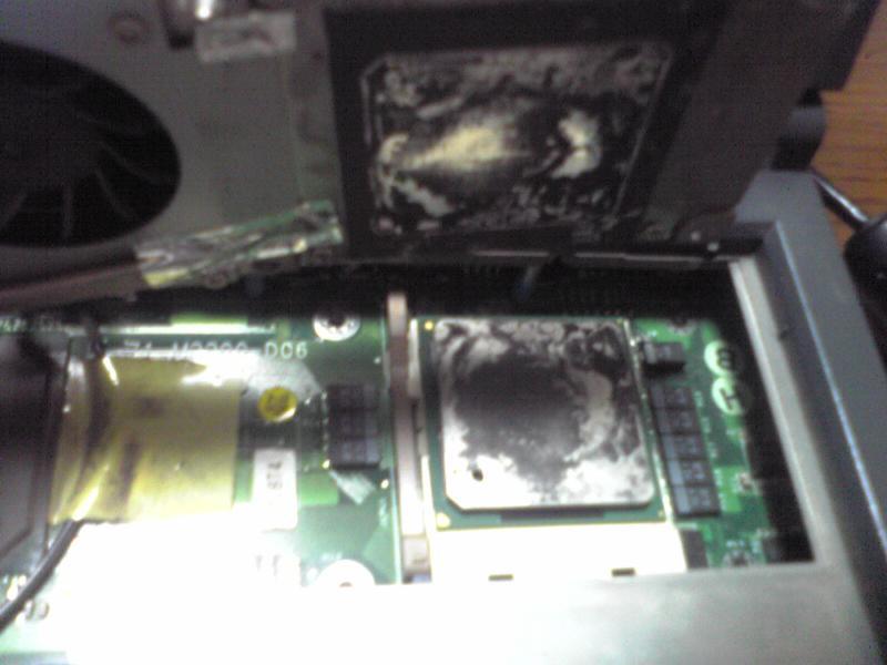 コンピュータ内部CPU