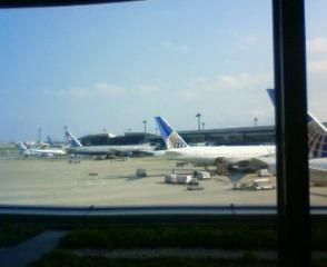 成田空港(出発)②