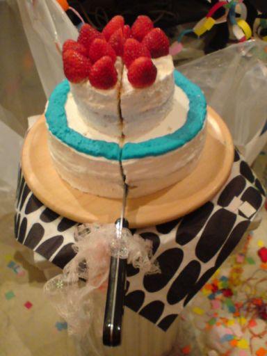 ターゲットケーキ