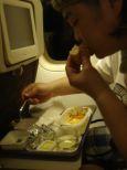 機内食じゃ