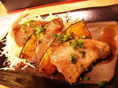 カツオの炙りステーキ