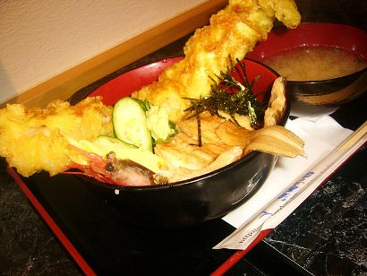 穴子つくし丼 (2)