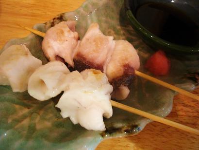 魚串焼き (2)