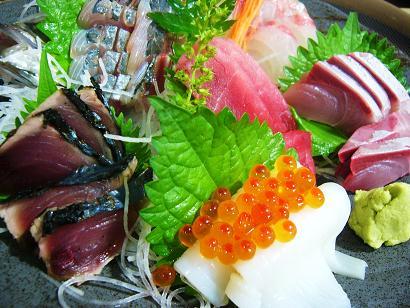 大漁五種盛りです (1)