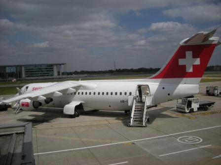 まさかのスイスインターナショナル航空