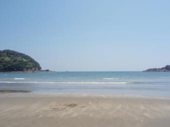 高知白浜海岸