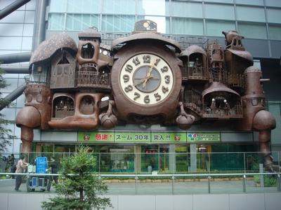 080711大時計