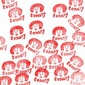 tonaryスタンプ