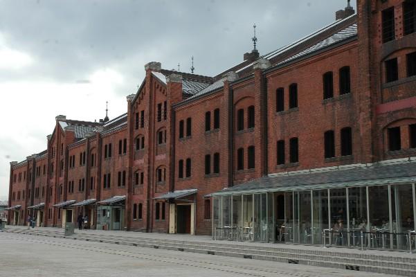 赤レンガ倉庫1