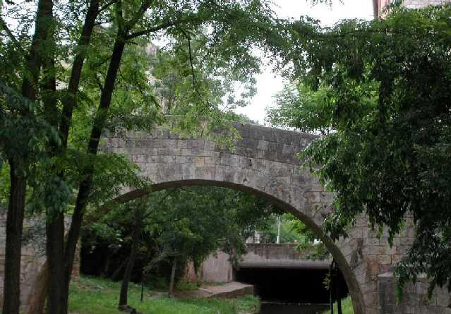 スペインjiroメガネ橋