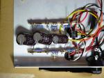 平滑回路を仮組みしました。