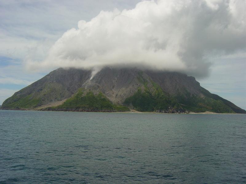 硫黄岳 (2)
