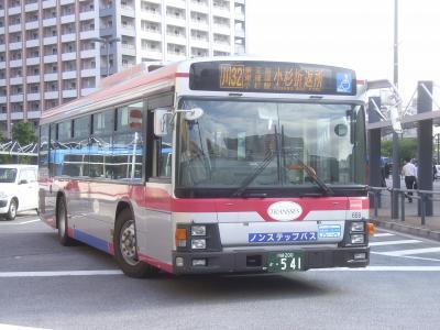 川崎駅西口北にて