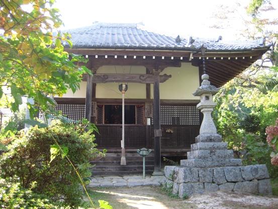 橋本院本堂