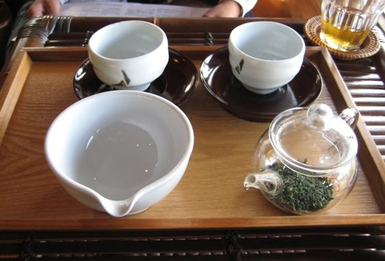かぶせ茶セット