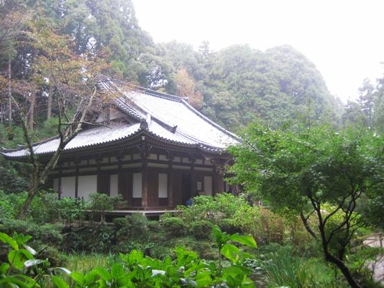 岩船寺本堂