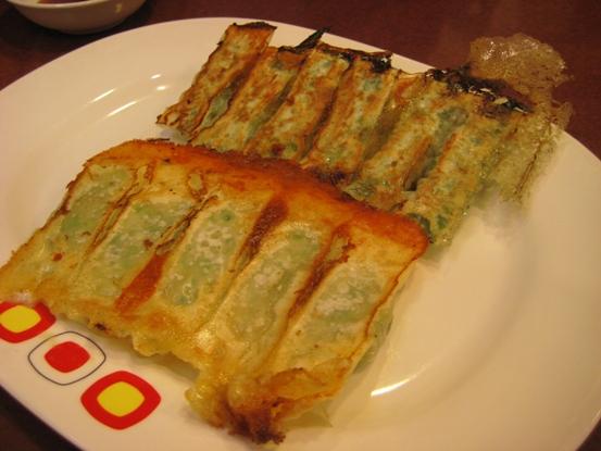 バクバク餃子1