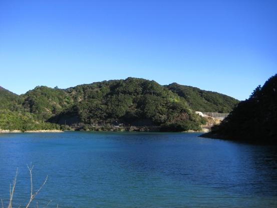 ゆりの山温泉湖