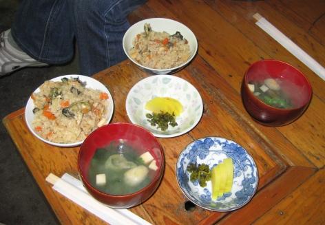 かまくら牡蠣飯