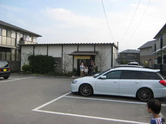 sirakawa外観