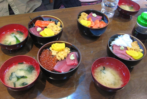 敦賀海鮮丼4